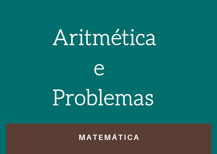 Simulado 2 – Aritmética e Problemas