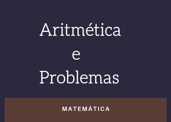 Simulado 1 – Aritmética e Problemas